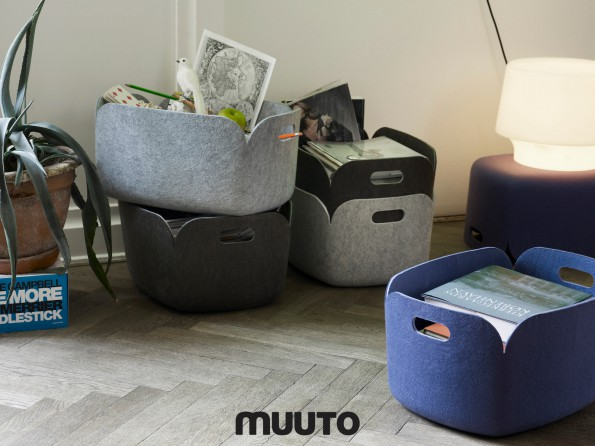 Restore basket from Muuto
