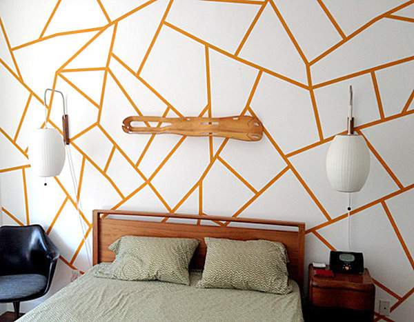 diy-geometric-wal